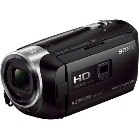 Videocamara Sony hdr-pj410b con proyector 26.8mm HDRPJ410BCEN