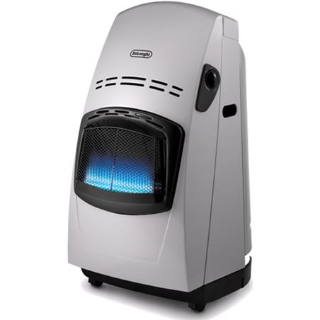 Estufa gas Delonghi VBF2 flama azul 4200w termosta