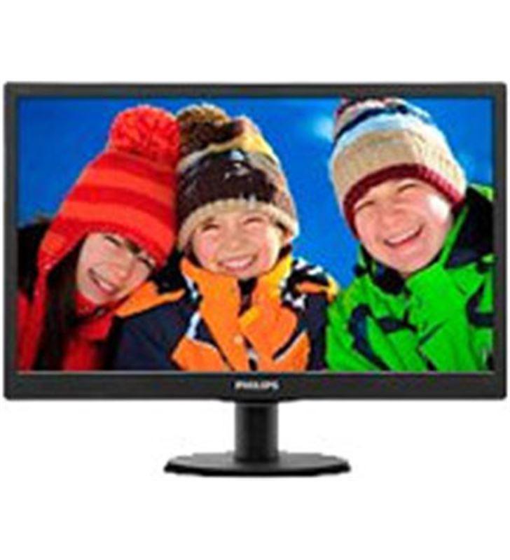 Monitor 18.5 led Philips 193v5lsb2 16:9 /700:1 - 193V5LSB2/10 - 193V5LSB2-10