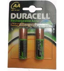 Pilas rec Duracell aa (lr06) b2 stay charge AA(LR06)B2-SC - AA-LR06-B2-SC
