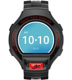 Alcatel SM03BL smartwatch wave smart band go 3 negro - SM03BL