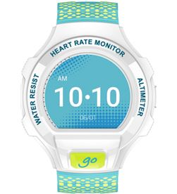 Smartwatch Alcatel wave smart band go 3 blanco SM03WH - SM03WH