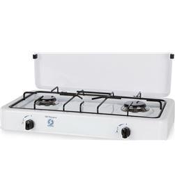 Hornillo gas Orbegozo FO2350 2f blanco Hornillos - FO2350