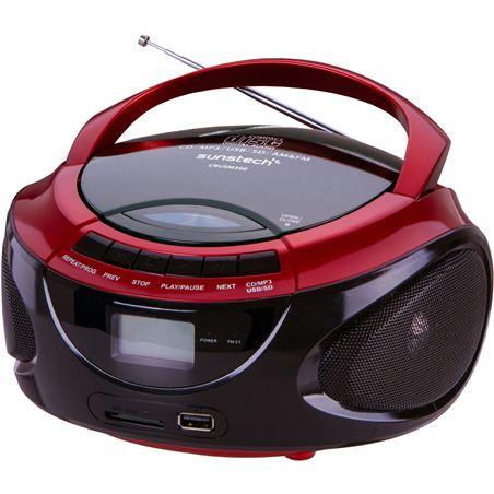 Radio cd Sunstech CRUSM390RD