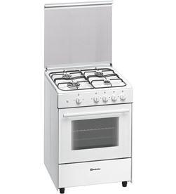 Cocina gas Meireles g640vmew 4f 60cm but blanca 5604409121905 - G640VMEW