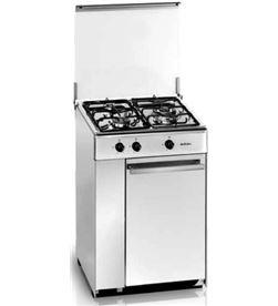 Cocina gas Meireles 5302DVX 3f 53cm inox s/horno p - 5302DVX