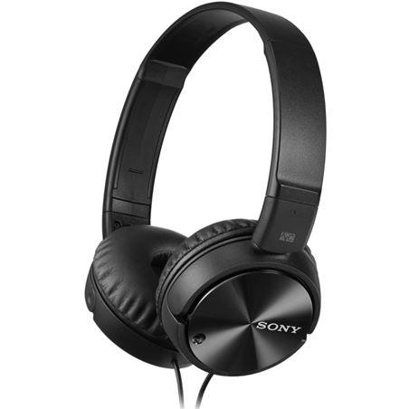 Auricular diadema Sony mdr-zx110nab c/micro negro MDRZX110NAB