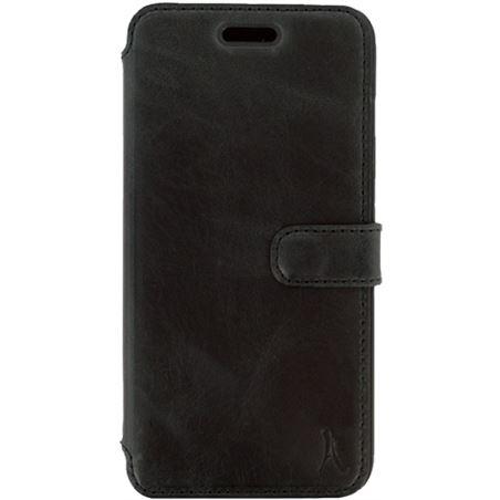 Funda piel Akashi iphone 6 / 6s plus negra ALTFOLIOCI6+BLK