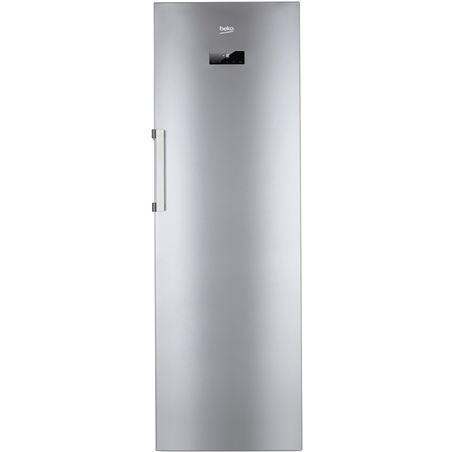Congelador v Beko rfne312e33x 185cm no frost inox a++