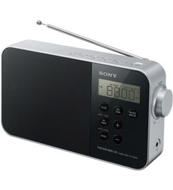 Radio Sony icf-m780slb fm/sw/mw/lw negra ICFM780SLB - ICFM780SLB