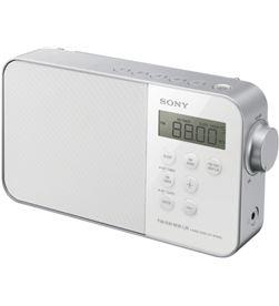 Radio Sony icf-m780slw fm/sw/mw/lw blanca ICFM780SLW - ICFM780SLW
