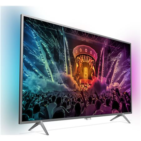 Lcd led 49 Philips 49PUS6401 4k uhd ambilight 2 10