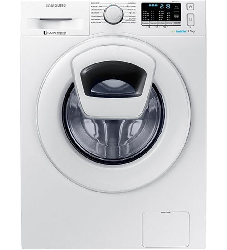 Samsung lavadora carga frontal ww80k5410ww ec blanco WW80K5410WWEC - WW80K5410WW-EC