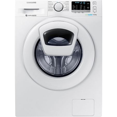 Samsung lavadora carga frontal ww80k5410ww ec blanco WW80K5410WWEC