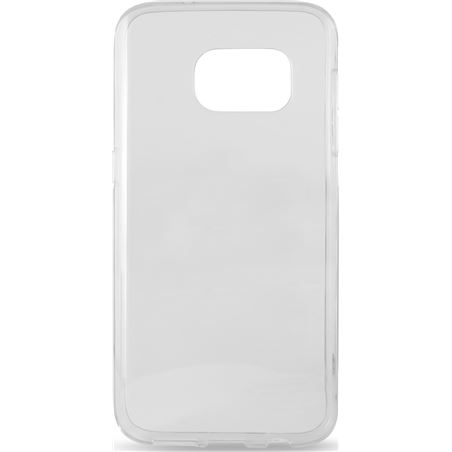 Funda flex Ksix tpu galaxy s7 transparente b8575ftp00