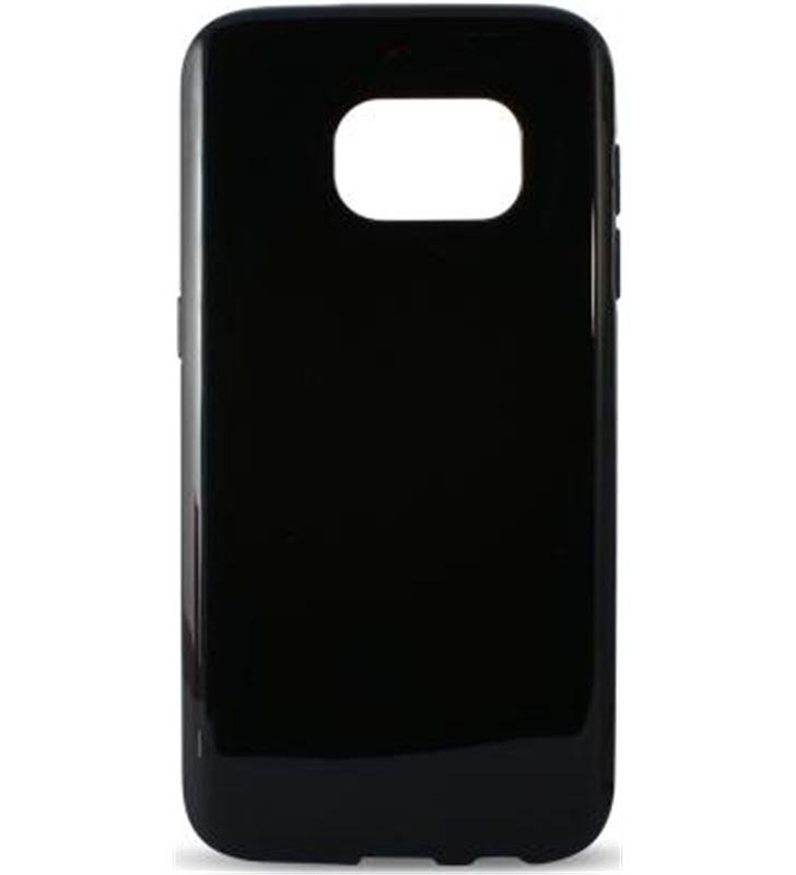 Ksix B8575FTP01 funda flex tpu galaxy s7 negra Accesorios telefonia - B8575FTP01