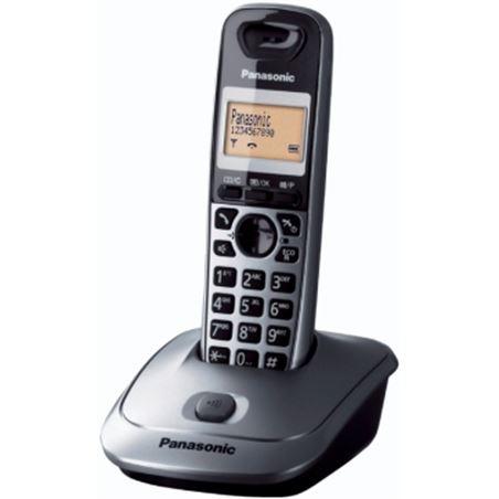 Telefono inal Panasonic kx-tg2511spc gris/titan 107897