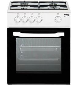 Beko CSG42009DW cocina gas 4f blanca but Cocinas - CSG42009DW