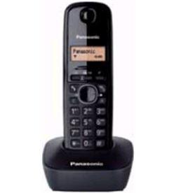 Panasonic KXTG1611SPH telefono inal kx-tg1611sph negro - KXTG1611SPH