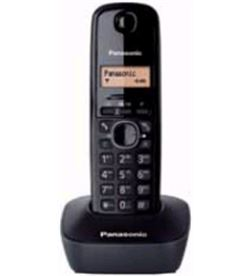 Telefono inal Panasonic kx-tg1611sph negro KXTG1611SPH - KXTG1611SPH