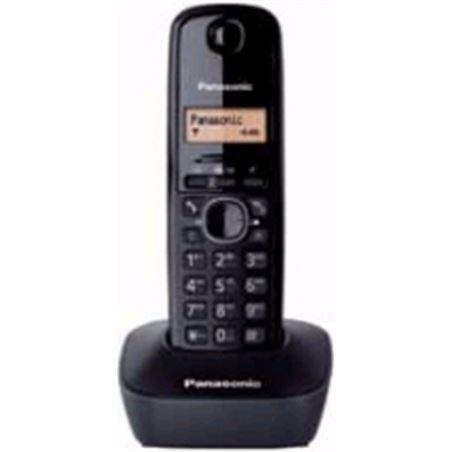 Telefono inal Panasonic kx-tg1611sph negro KXTG1611SPH