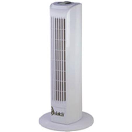 Daichi ventilador columna daiichi dai-435 50w blanco dai-435/vsm-435