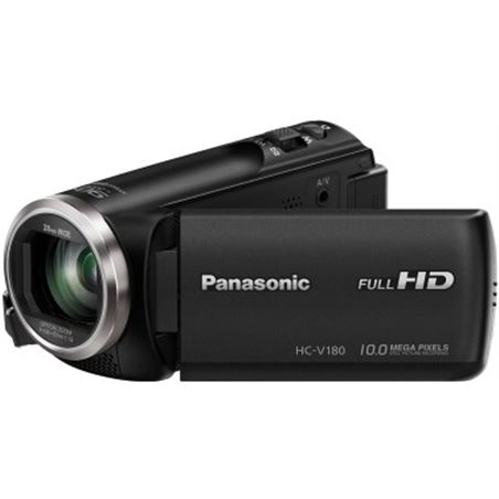 Videocamara Panasonic hc-v180ec-k 28mm 50x HCV180ECK