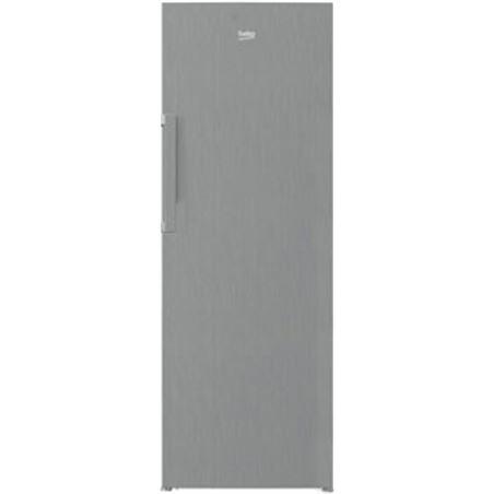 Congelador v Beko RFNE290L21X 172cm no frost inox a+
