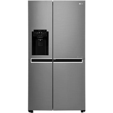 Lg frigorifico americano no frost inox GSJ760PZXV