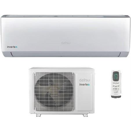 Daitsu aire acondicionado inverter 3nda8350 asd18uida DAIASD18UI-DA