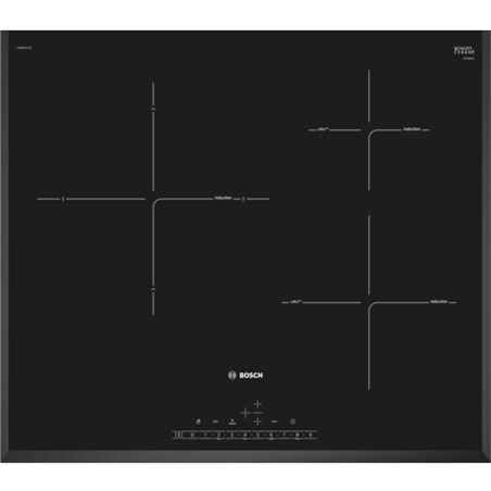 Bosch placa induccion PIJ651FC1E 3f biselado