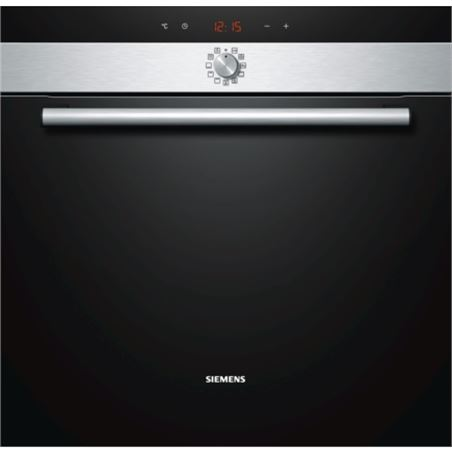Siemens horno hb74as555e independiente multifuncion pirolitico inox