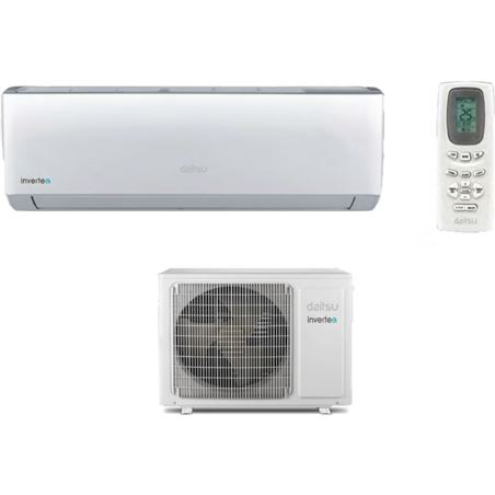 Daitsu aire acondicionado inverter asd12uida 3NDA8345