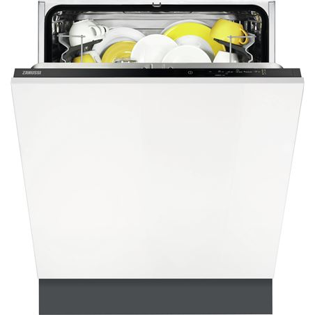 Zanussi lavavajillas ZDT21001FA integrable