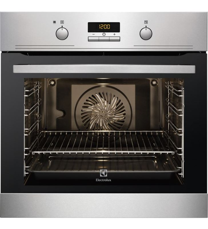 Electrolux horno EOC3430FOX independiente multifuncion pirolitico inox - 949718222