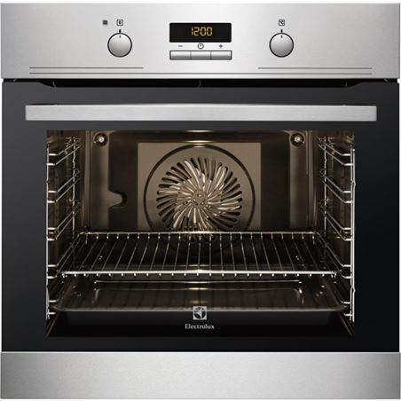 Electrolux horno EOC3430FOX independiente multifuncion pirolitico inox