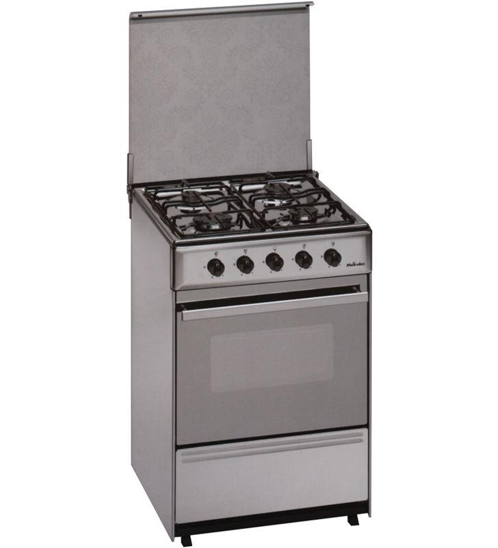 Meireles cocina gas G2540VX 4f but inox Cocinas - G2540VX