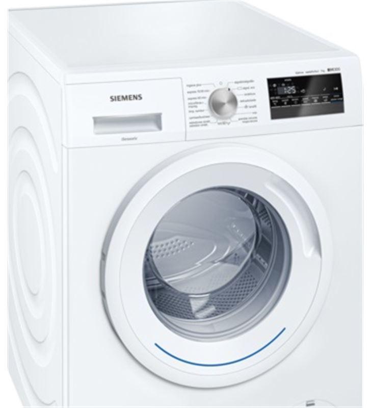 Siemens lavadora carga frontal WM12N260ES blanca Lavadoras - WM12N260ES
