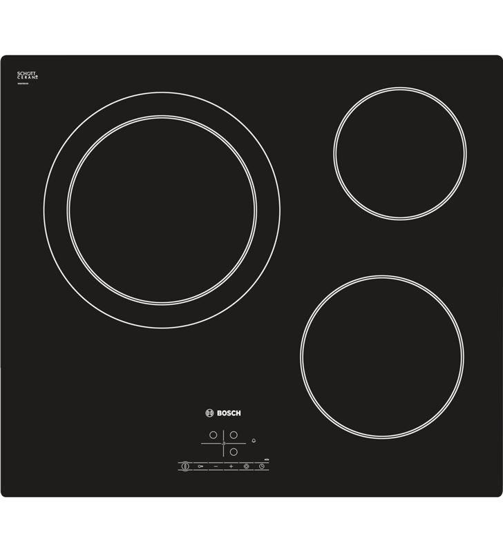 Bosch placa vitro PKK611B17E Vitrocerámicas - PKK611B17E