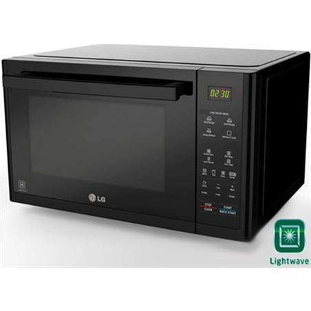 Lg microondas grill mj3294bdb negro