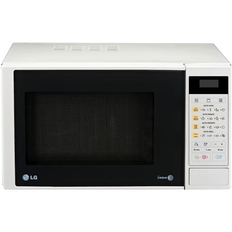 Lg microondas grill mh6342d blanco