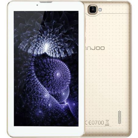 """Tablet 7"""" Injoo f5 3g quad core 8gb oro F5GOLD"""