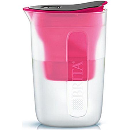 Brita jarra agua fun 1.5l rosa 1019401
