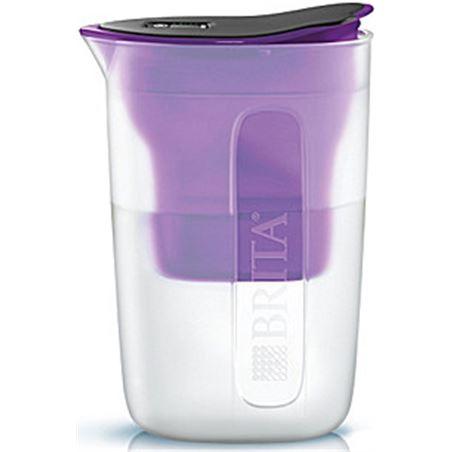 Brita jarra agua fun 1.5l lila 1019403