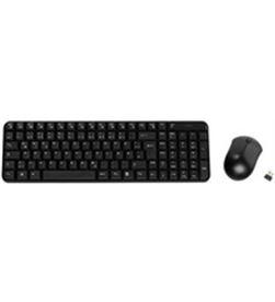 Vivanco teclado raton inalambrico negro 34683 Accesorios informática - 34683