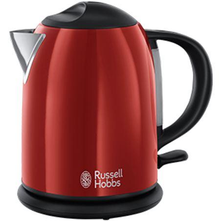 Russell hobbs hervidor rh2019170 1l rojo