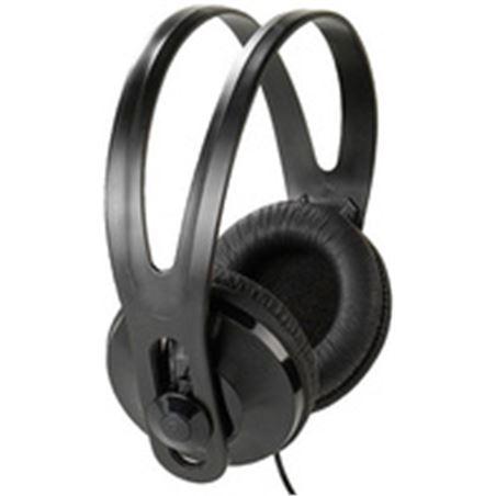Vivanco auriculares diadema sr97 negro 36503