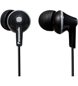 Panasonic RPHJE125EK auricular boto rp-hje125e-k negro - RPHJE125EK