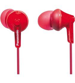 Panasonic RPHJE125ER auricular boto rp-hje125e-r rojo - RPHJE125ER