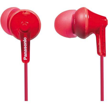 Auricular boto Panasonic rp-hje125e-r rojo RPHJE125ER